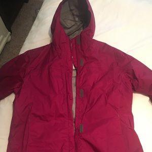 Columbia rainjacket